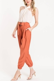 Lush Out And About Joggers - Front full body