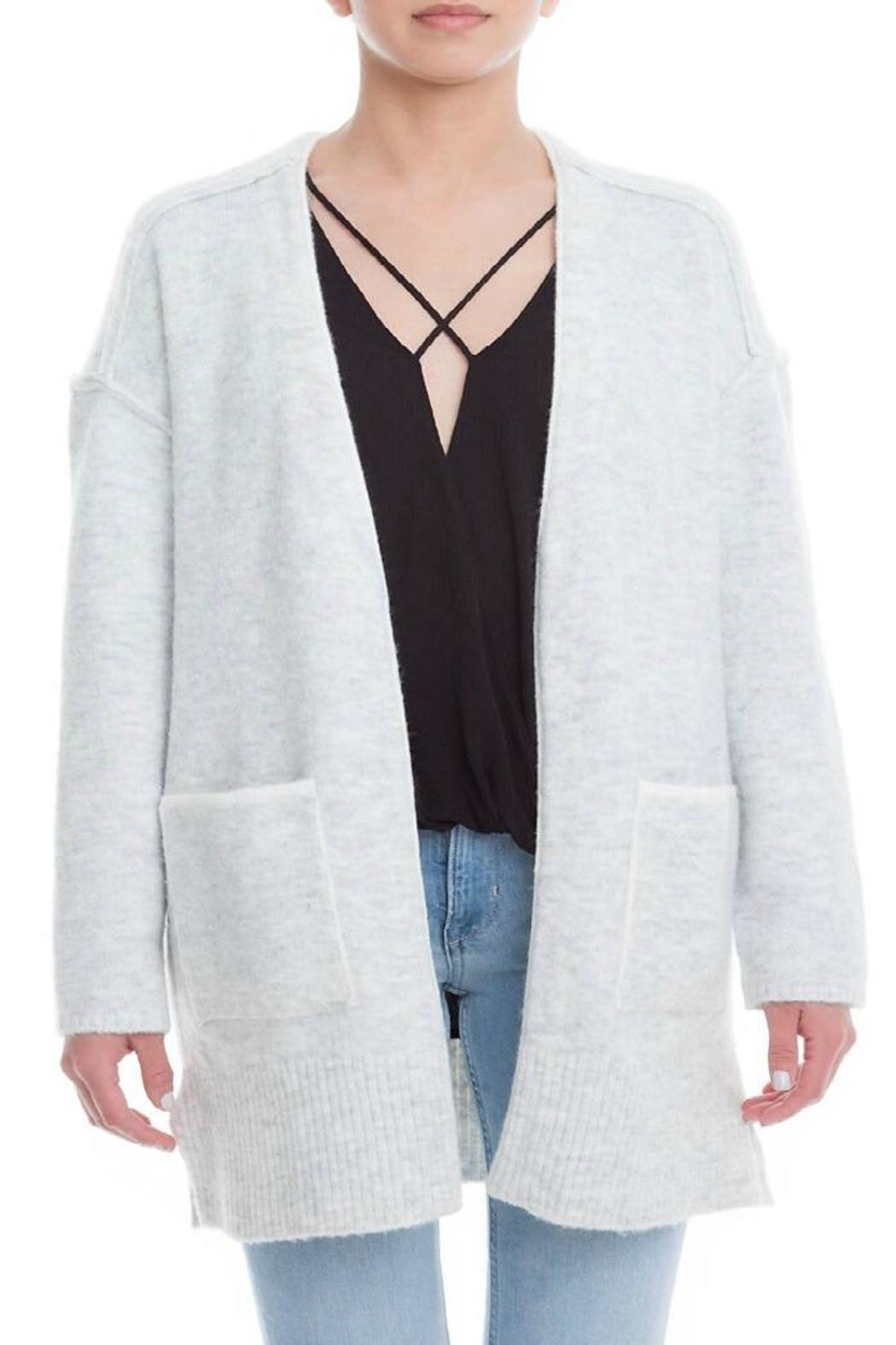 Lush Oversized Cardigan Sweater from West Virginia by Virginia Lee ...
