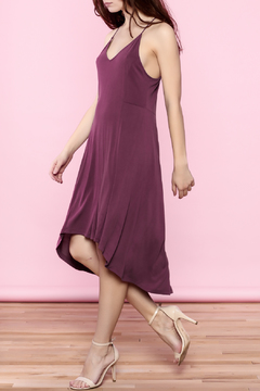 Shoptiques Product: Plum Swing Dress