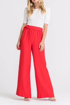 Lush Red Pants - Product List Image