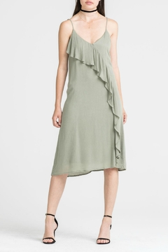 Shoptiques Product: Ruffle Midi Dress