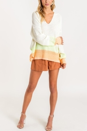 Lush Sherbert Dreams Sweater - Front full body