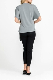 Lush Side Knot Top - Side cropped
