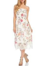 Lush Sleeveless Floral Dress - Product Mini Image