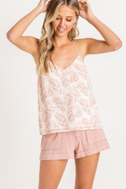 Lush Soft Touch Cami - Front full body
