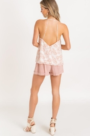 Lush Soft Touch Cami - Back cropped