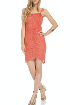 Shoptiques Product: Spiced Coral Dress
