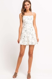 Lush Spring Blooms Dress - Front cropped