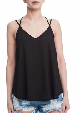 Shoptiques Product: Strappy Back Top