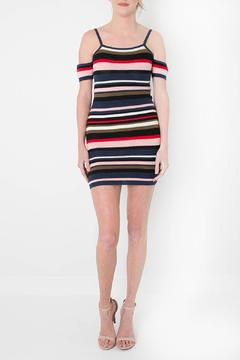 Shoptiques Product: Striped Bodycon Dress
