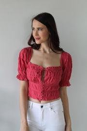 Lush Sweetest Thing Top - Front cropped