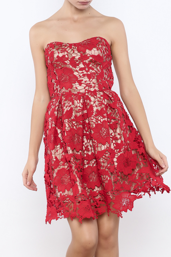 Lush The Party Dress - Main Image
