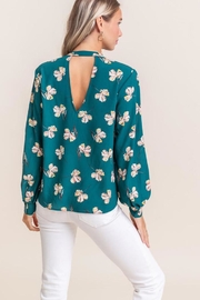 Lush Touch Of Floral - Back cropped