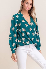Lush Touch Of Floral - Side cropped