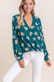 Lush Touch Of Floral - Front cropped
