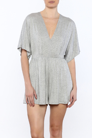 Shoptiques Product: Grey Romper
