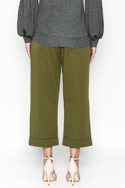 Lush Wide Leg Trousers - Back cropped