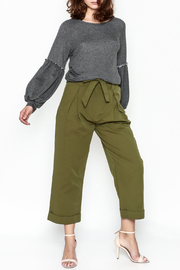 Lush Wide Leg Trousers - Side cropped