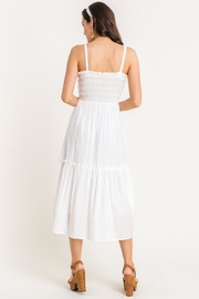 Lush Clothing  Cami Tiered Midi-Dress - Other