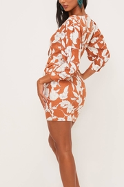 Lush Clothing  Floral Surplice Dress - Other