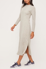 Lush Clothing  Mock-Neck Knit Dress - Other