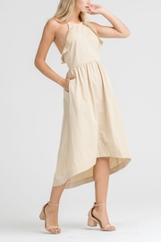 Lush Clothing  Ruffle Midi Dress - Product Mini Image