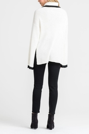 Lush Clothing  Turtleneck Bell-Sleeve Sweater - Side cropped