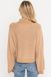 Lush Clothing  Wide Sleeve Sweater - Side cropped