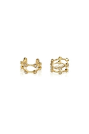 LUV AJ Pave Ear Cuff - Product Mini Image