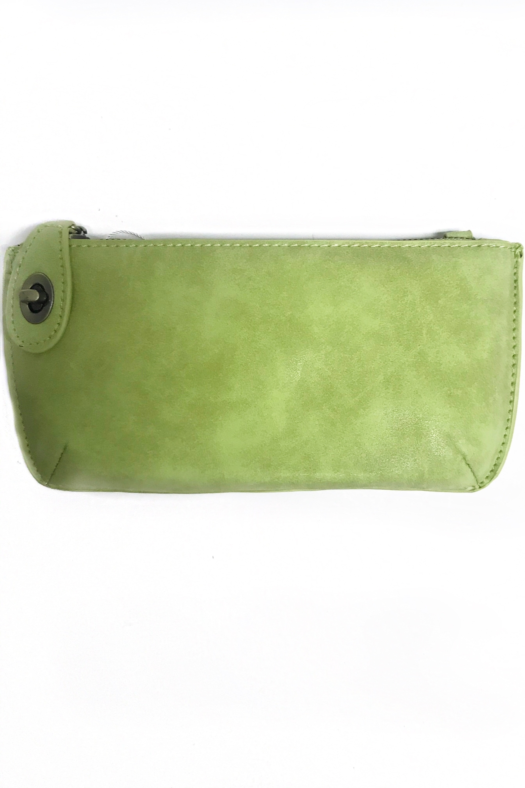 Joy Susan  Lux Crossbody Wristlet - Front Cropped Image