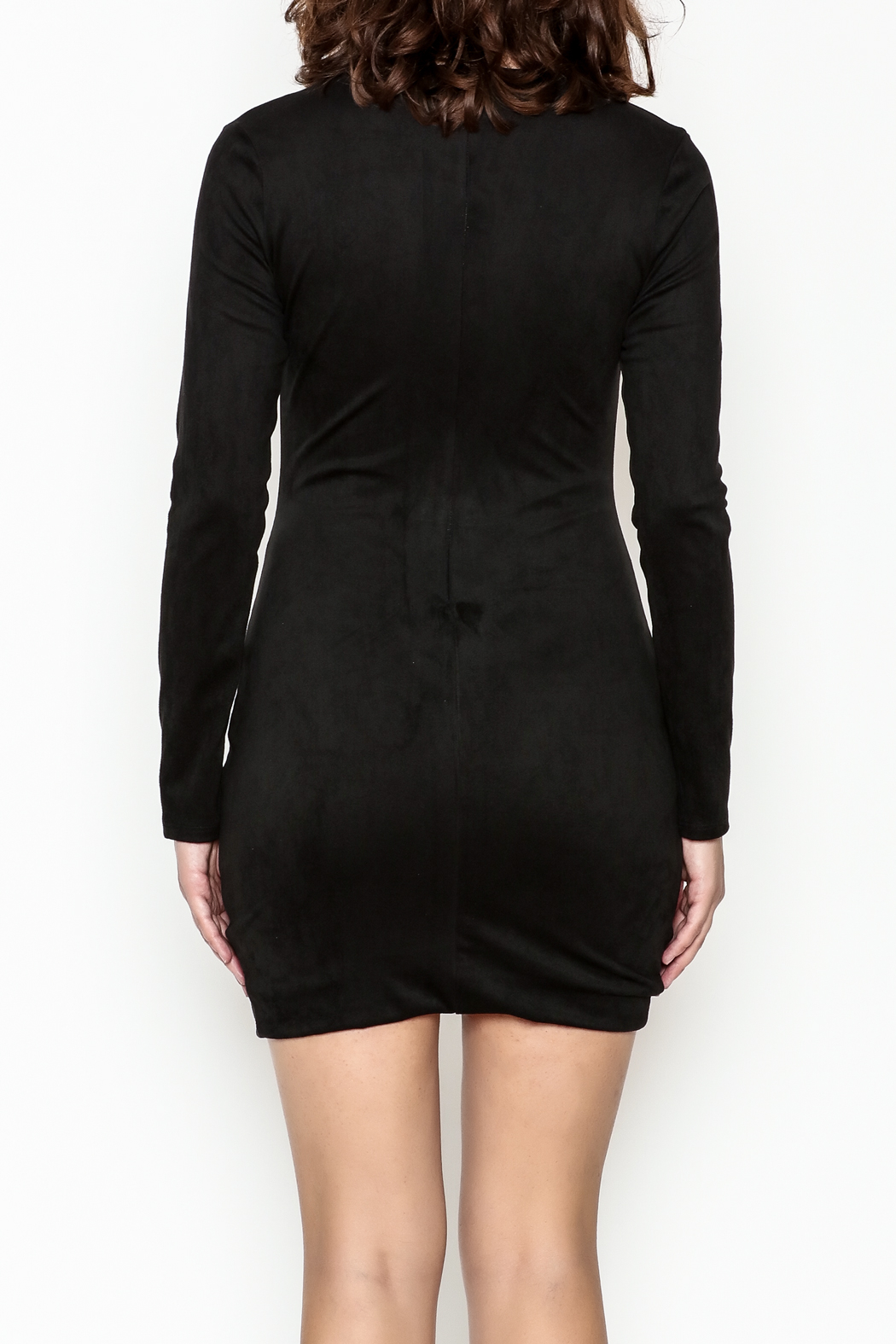 Lux LA Kylie Dress - Back Cropped Image