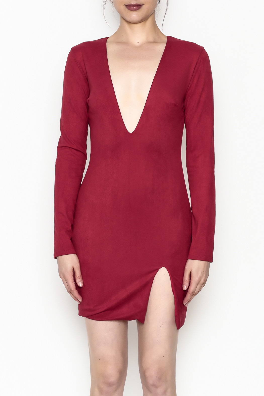 Lux LA Kylie Dress - Front Full Image