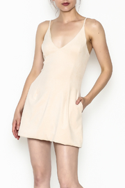 Lux LA Selena Suede Dress - Product Mini Image