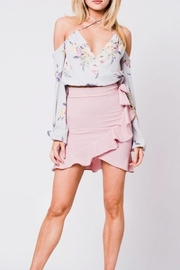 Lux Ruffle Skirt - Product Mini Image
