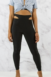 Lux Slinky Highwaisted Leggings - Product Mini Image