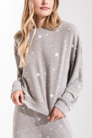 z supply Lux Star Pullover - Product Mini Image