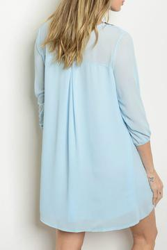 Lux Boutique Sky Tunic Dress - Alternate List Image