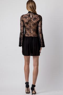 Shoptiques Product: Lace Bell Sleeve