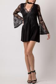 Lux LA Lace Bell Sleeve - Product Mini Image