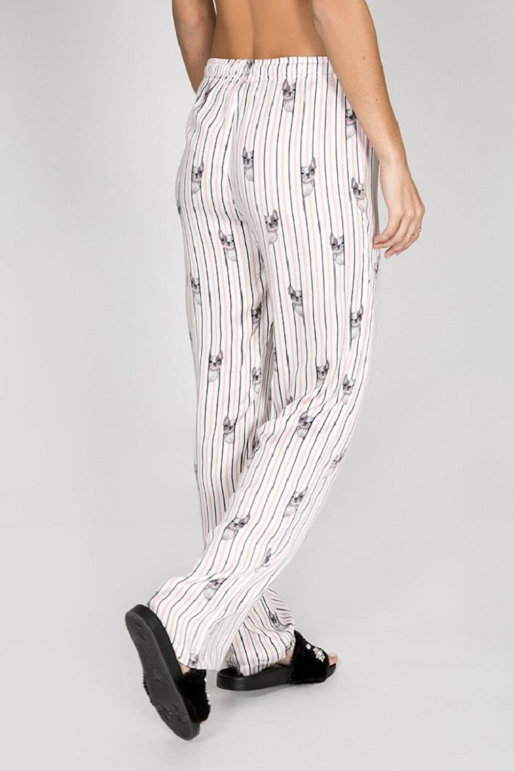 PJ Salvage Luxe Affair Pant - Front Full Image