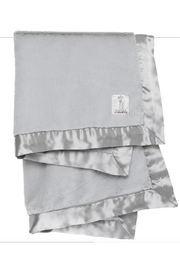 LITTLE GIRAFFE Luxe Baby Blanket - Front cropped