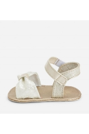 Mayoral Luxe Bow Sandal - Front full body