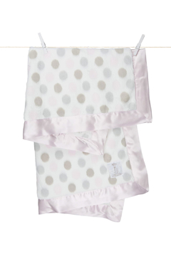 LITTLE GIRAFFE Luxe Dot Baby Blanket - Alternate List Image