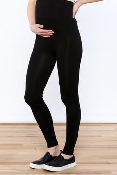 Shoptiques Product: Black Maternity Legging