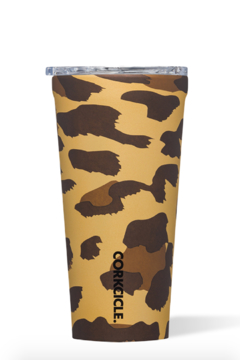 Corkcicle Luxe Leopard Tumble - Alternate List Image