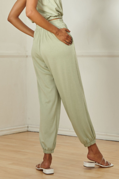SAGE THE LABEL LUXE LOUNGE KNIT PANTS - Alternate List Image
