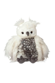 The Manhattan Toy Company Luxe Luna Owl - Front cropped