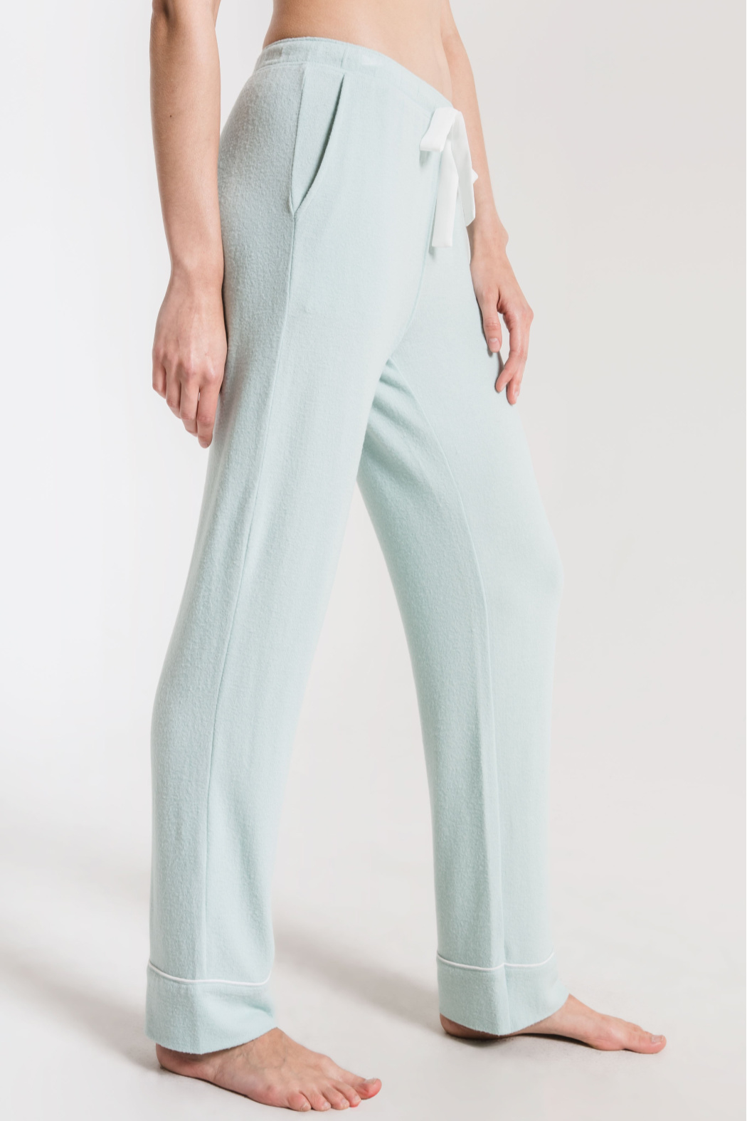 z supply Luxe Menswear PJ Pant - Front Full Image