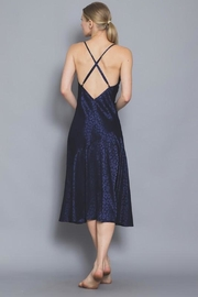 Luxe Night Moves Dress - Front full body