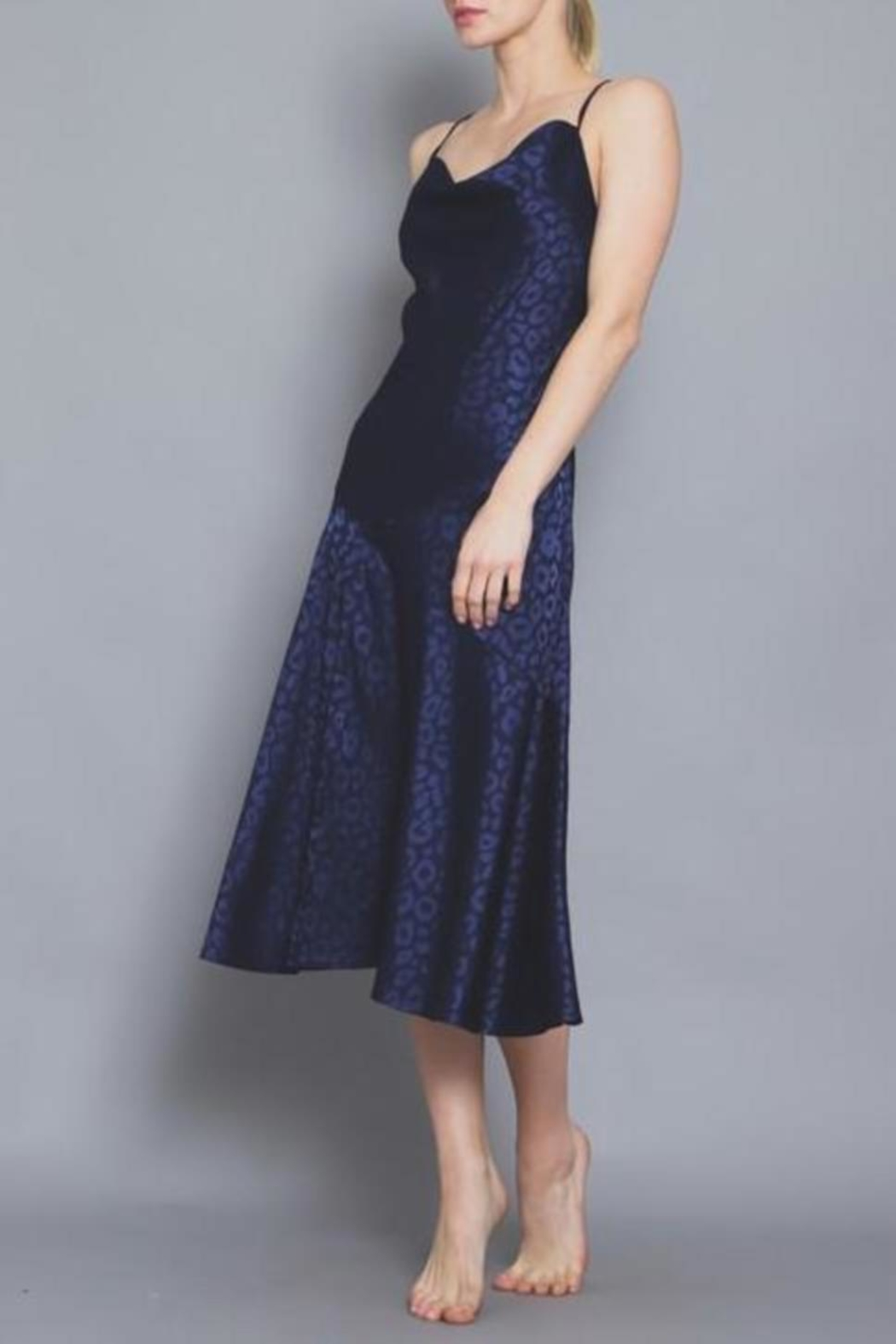 Luxe Night Moves Dress - Main Image